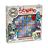 The Crazy Cube Game! Be the first to match five of your favorite DC characters in a row – horizontally, vertically or diagonally. Can you match Superman or Batman before your opponent? But wait! Can your opponent steal the game? Turn over the Top Tru...