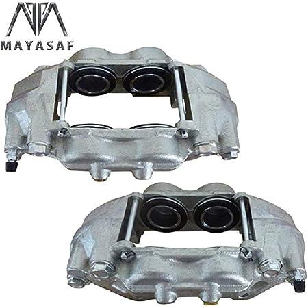 Amazon Com Mayasaf 192712 192713 Front Disc Brake Caliper Left Right Both Side Caliper W Hardware For Toyota 2003 05 4runner 2001 07 Sequoia 2000 06 Tundra Casting 13wl Automotive