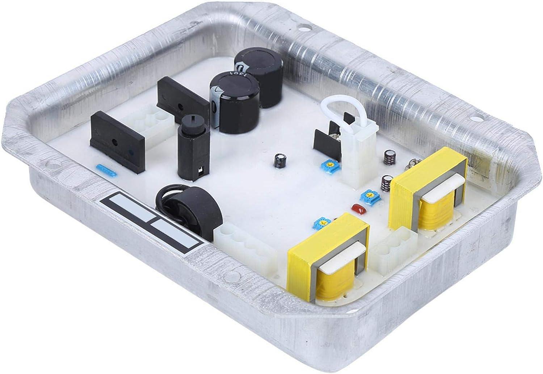 SALUTUYA Generator Accessories Automatic Voltage Regulator 50/60HZ Convenient Industrial Supplies
