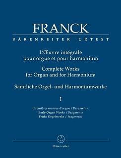 Early Organ Works / Fragments