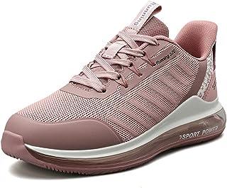 Scarpe da Corsa Sneakers per Uomo Donna Scarpe Sportive Traspiranti Palestra all'aperto Scarpe da Corsa su Strada Sneakers...