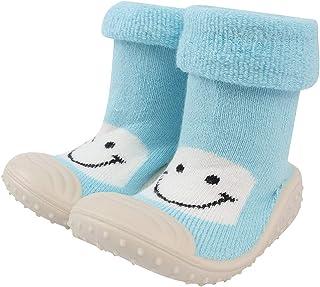 MagiDeal Reci/én Nacido Caliente Ni/ños Antideslizante Calcetines Zapatos Calcet/ín Cuna Caliente
