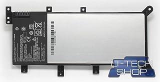 LI-TECH Batería Compatible 5000 mAh para ASUS X554LA-XX1309H 4 Celdas Notebook Nueva 35 WH