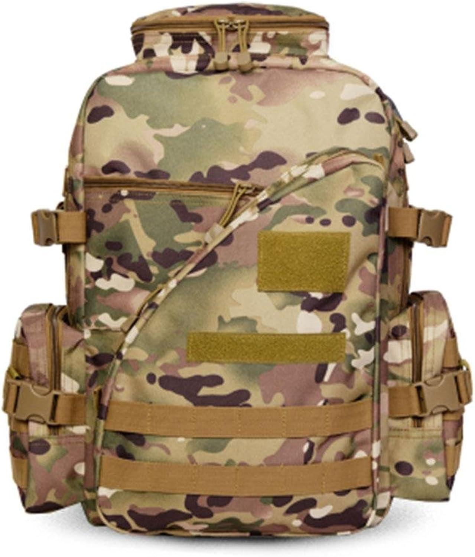 BEIBAO Rucksack 50L Multifunktions Männer und Frauen Frauen Frauen Militär Camouflage Taktik Mit USB Schnittstelle Outdoor Rucksack B07HQHHM5G  Qualitätskönigin 4a2f8b