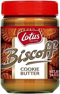 Lotus Biscoff | Cookie Butter Spread | Creamy | non-GMO + Vegan | 14 oz (3)
