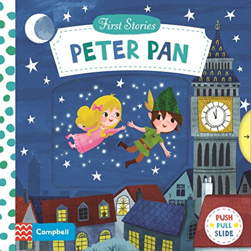 Peter Pan: First Stories