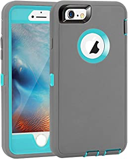 Crosstreesports iPhone 6 Case iPhone 6s Case Heavy Duty Shockproof Series Case for iPhone 6/6S (4.7
