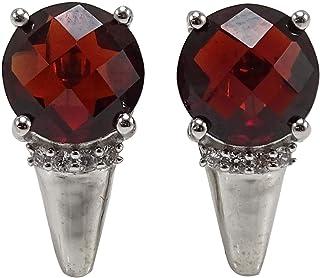 c453d32b48b32 Amazon.ca: January - Garnet - Earrings / Women: Jewelry