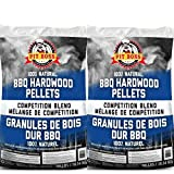 Pit Boss BBQ Wood Pellets, 40 lb., Competition Blend (2)