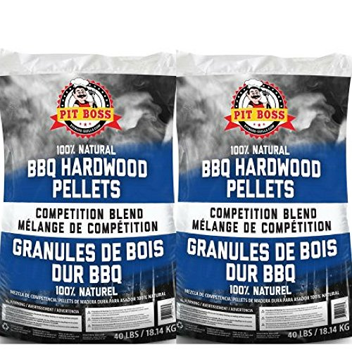 Pit Boss Competition Blend - 2 Bags