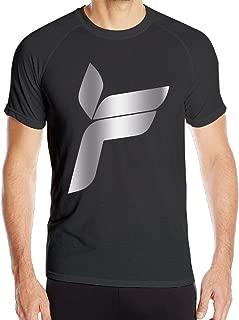 Men's Ferry Corsten Platinum Logo Quick Drying T-Shirt Black