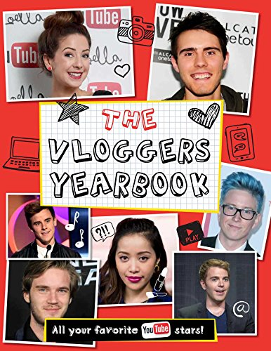 The Vloggers Yearbook