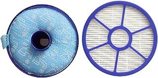 UniquQJuego de filtros antialergias para Dyson DC19 DC20 DC21 DC29 VOR+Nachmotor