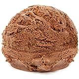 1 Kg Schoko Geschmack Eispulver VEGAN - OHNE ZUCKER - LAKTOSEFREI - GLUTENFREI - FETTARM, auch für Diabetiker Milcheis Softeispulver Speiseeispulver Gino Gelati