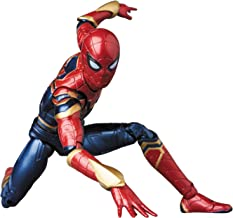 MAFEX No.081 Spider-Man Iron Spider Infinity Edition Avengers Infinity WAR scale painted action figure