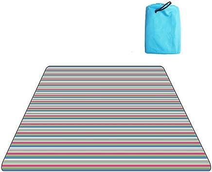 DOGYEARDAJI Picknick Mat Feuchtigkeitsdichten Feuchtigkeitsdichten Feuchtigkeitsdichten Pad Outdoor Portable Picknick Strandmatte B07CT1JZV3   Verpackungsvielfalt  5faf83