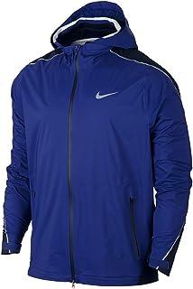 Nike Hyper Shield Light Mens Running Jacket Sz M 746733 455 Blue