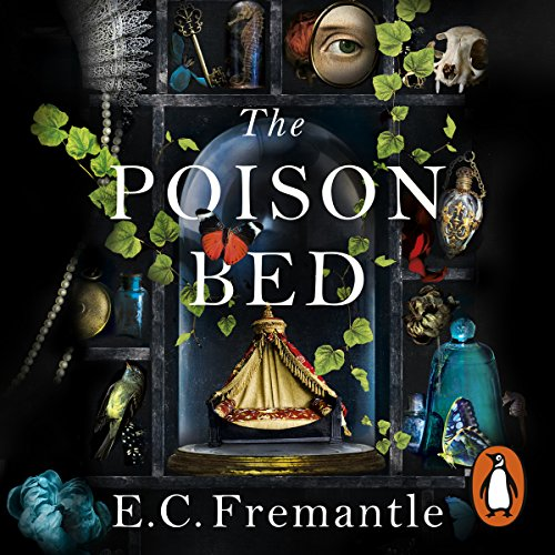 The Poison Bed cover art