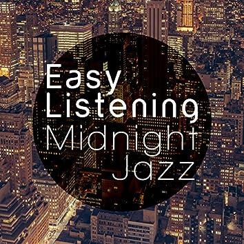 Easy Listening Midnight Jazz