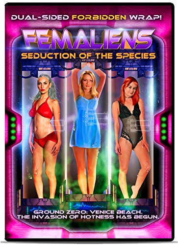 Femaliens Seduction of DVD Direct store Financial sales sale the Species