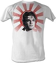 Karate Kid The Rising Daniel-San - Camiseta para adulto, color blanco