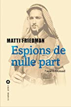 Espions de nulle part (Documents) (French Edition)