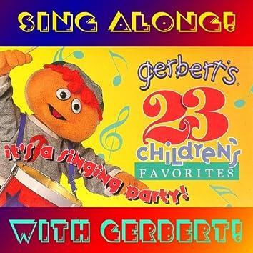 Gerbert's 23 Children's Favorites