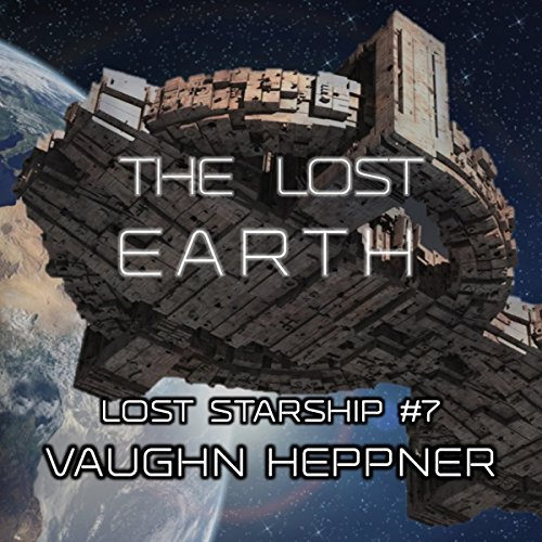 The Lost Earth audiobook cover art