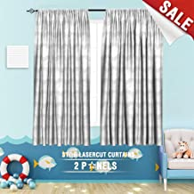 Big datastore home Blackout Curtain, Abstract Background Architecture Art Artistic Backdrop Block Business Clean Concept Contemporary 84 x 72 inch Curtains Kids Bedroom,