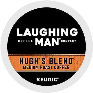 Laughing Man Hugh's Blend Coffee Keurig K-Cup Pods (64 Count)