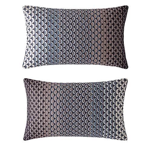 Ted Baker Masquerade Bedding Bedding: Pillowcase Set of 2, Standard 48x74cm