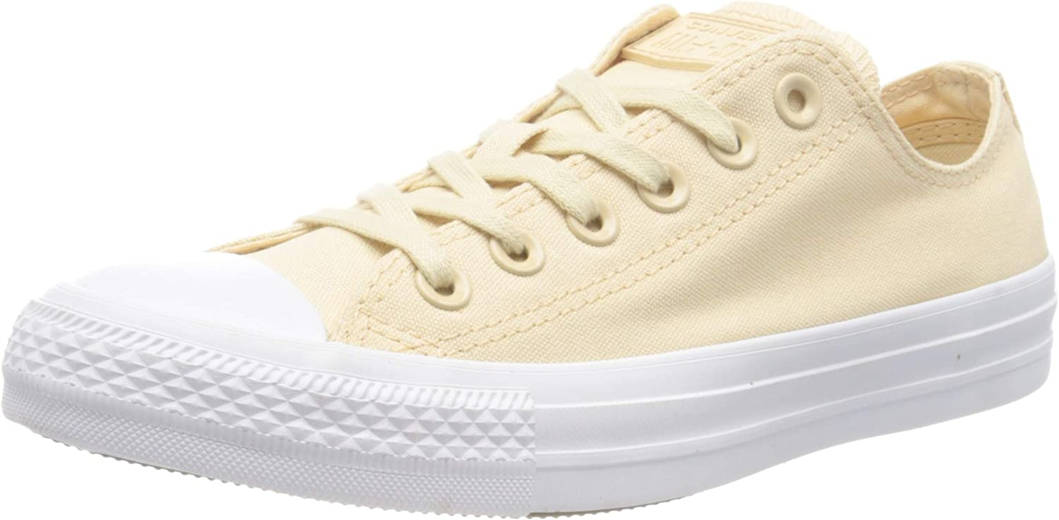Converse 163306C Austin Mall Womens Canvas Trainers free Beige in