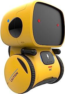 از بین بردن Toy Robot Toy ، Robotics Toys Stem Toys ، کودکان ، رقص ، آواز خواندن ، صحبت کردن مانند شما ، ضبط ، کنترل لمسی ، کنترل صدا ، شریک زندگی شما