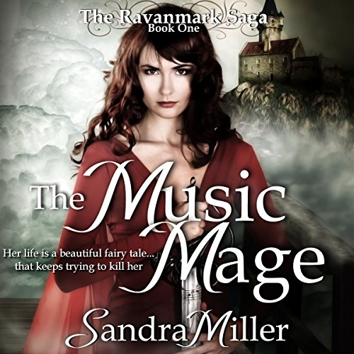The Music Mage audiobook cover art