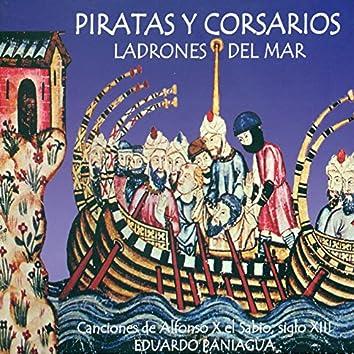 Piratas y Corsarios Ladrones del Mar