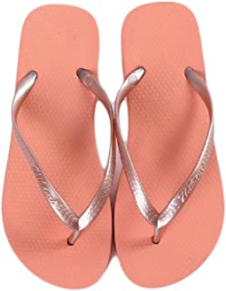 Womens Slides Anti-Slip Solid-Colored Resistance Water Shoes Flip-Flops