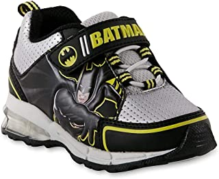 DC Comics Toddler Boys' Batman Sneaker, Light-Up