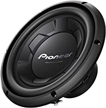 Pioneer TS-W106M Car Subwoofers - Sub Driver only, Black