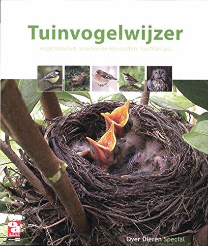 Tuinvogelwijzer: vogelsoorten, voeden en bijvoeden, nestkastjes