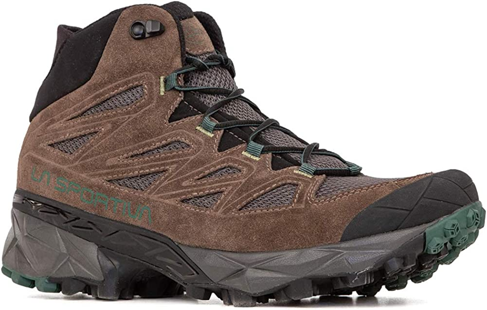 La Limited time trial OFFicial shop price Sportiva Trail Ridge MID Hiking Mocha 47 Forest Shoe