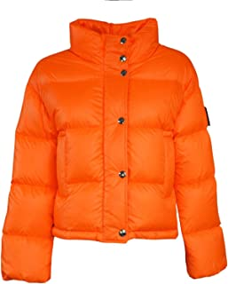 AFTERLABEL Luxury Fashion Womens ALO33300 Orange Down Jacket | Fall Winter 19