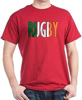 Rugby Ireland Dark T-Shirt Cotton T-Shirt