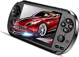 """Beauty Nymph 128 Bit 4.3"""" HD Screen 8GB Handheld Game Console Build in 3000+ Games Video Game Console Support NEOGEO/CPS/F..."""
