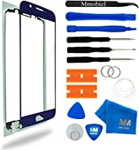 MMOBIEL Front Glass Replacement Compatible withSamsung Galaxy S6 G920 Series (Blue) Display Touchscreen incl Tool Kit