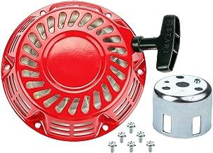 Dalom Recoil Starter/Rewind Start w Cup for Generac Portable Generator GP1800 GP2600 GP3250 CENT3250 163cc 208cc 3250W