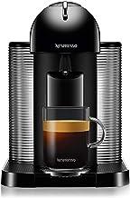 Nespresso GCA1-US-BK-NE VertuoLine Coffee and Espresso Maker, Black (Discontinued Model)