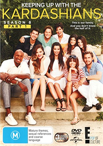 Keeping Up with the Kardashians - Season 8 Part 1