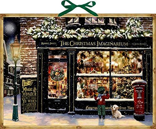 Wandkalender – Christmas Imaginarium