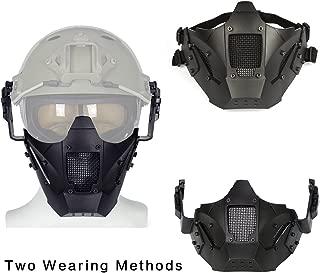 airsoft fast helmet mask
