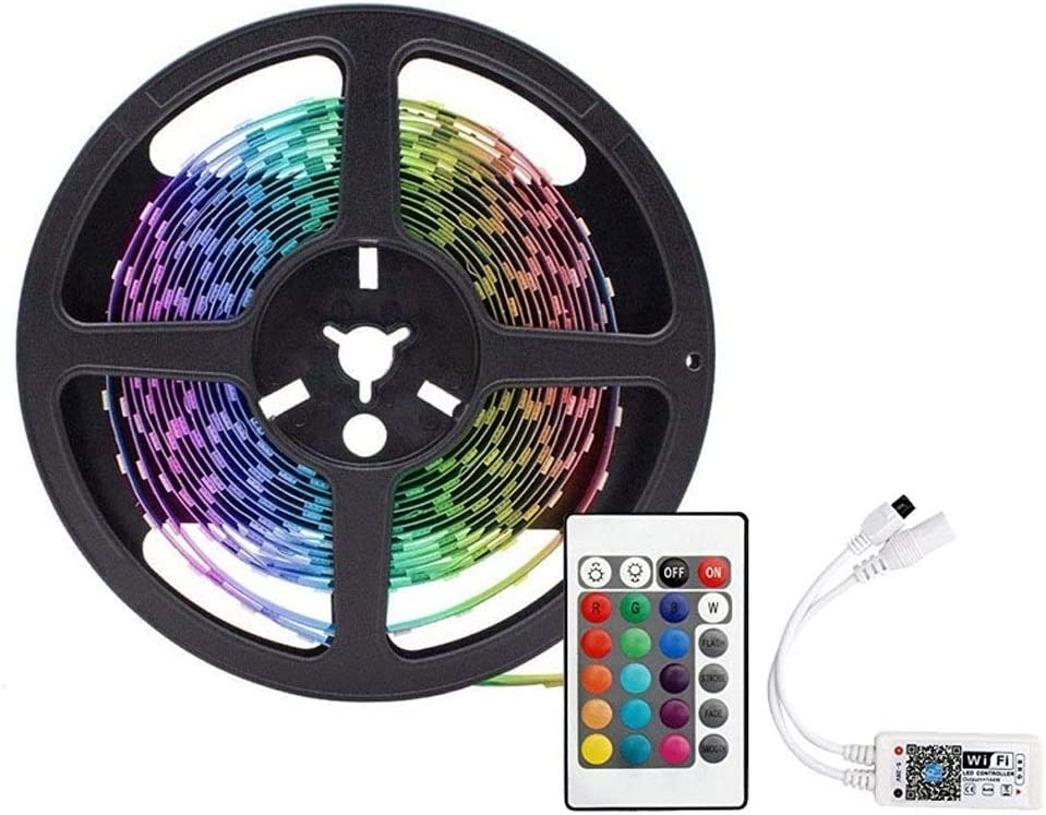 LED String Lights 5m 300LEDs 5050SMD Light Quality inspection Bare RGB with Large special price Strip